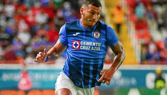 Cruz Azul enfrentó al Necaxa por la Liga MX 2021