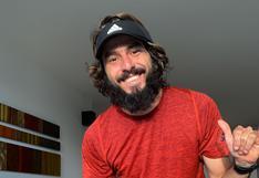 #YoMeQuedoEnCasa: peruano corre maratón en su departamento