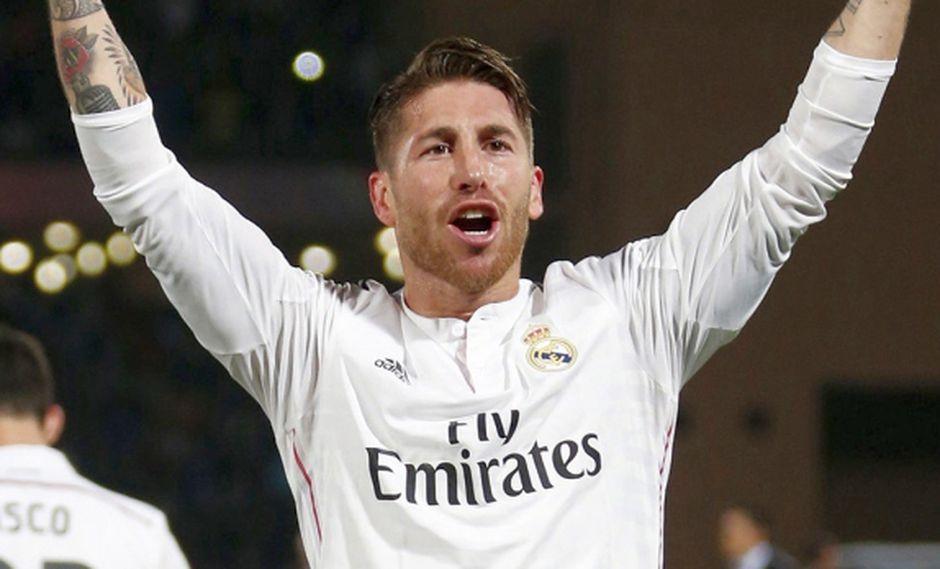 """Sergio Ramos: """"Real Madrid es el equipo de Dios"""""""