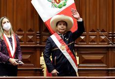 Pedro Castillo asumió la Presidencia: 5 claves de su primer mensaje a la Nación