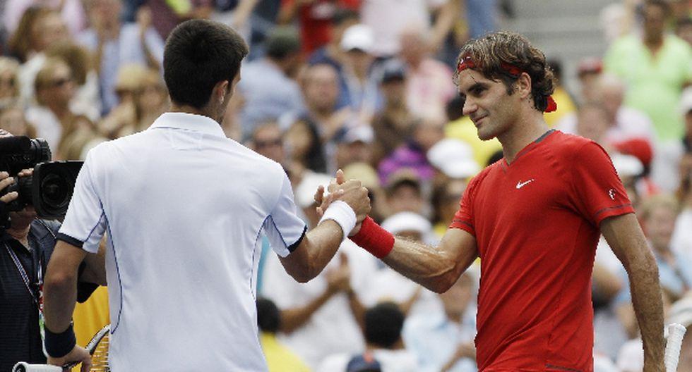 Federer y Djokovic favoritos para la final de Indian Wells
