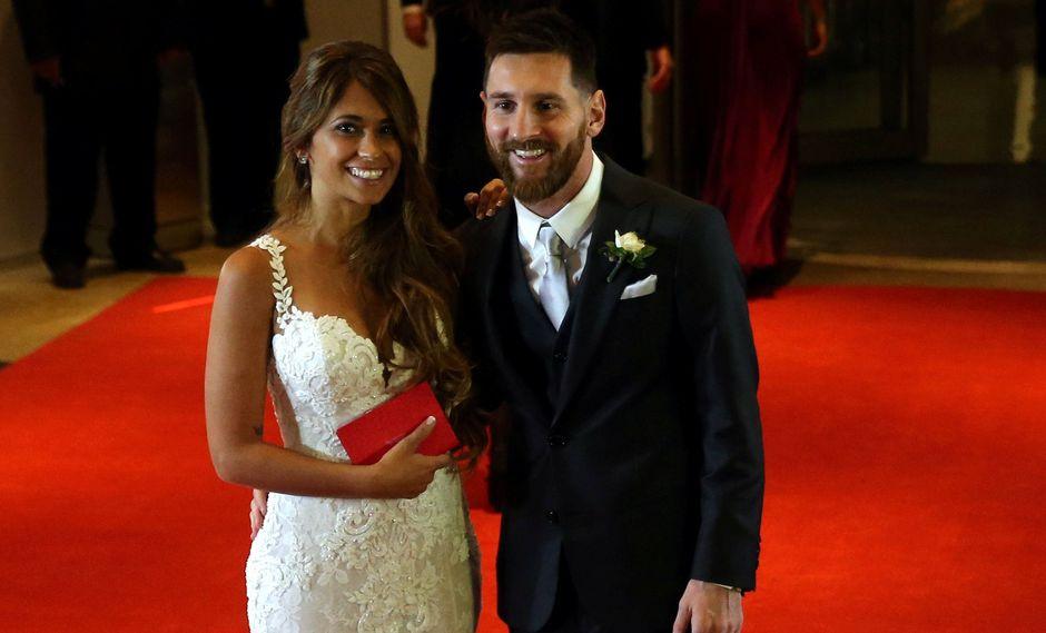 Lionel Messi: conoce qué hará con las bebidas y 'snacks' que sobraron en su boda. (Foto: Agencias)