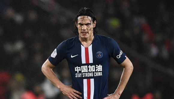 """Según el director deportivo del PSG, Leonardo, era la decisión """"lógica"""", tanto a nivel económico como con miras a la generación que viene. (Foto: AFP)"""