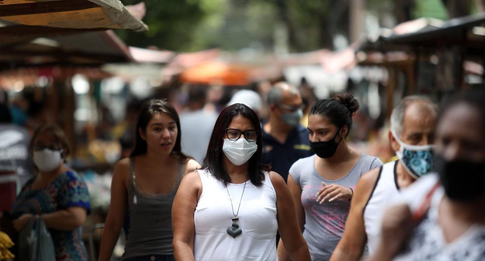 Coronavirus en Brasil   Últimas noticias   Último minuto: reporte de infectados y muertos hoy, martes 26 de enero del 2021   Covid-19   AFP / MARCIO JAMES