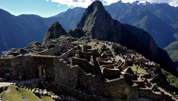Machu Picchu (Foto: AFP)