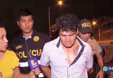 Capturan a sujetos acusados de abusar sexualmente de menor de 13 y joven de 18 años en Los Olivos y SMP