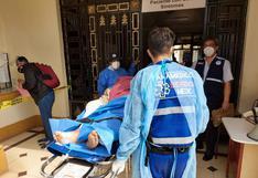 Apurímac: mueren dos de los ocho comuneros heridos en incendio forestal en Abancay