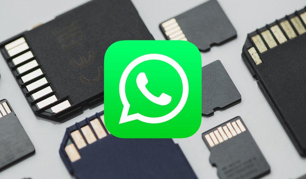 FOTO 1 DE 3 | ¡Aprende este sencillo truco de inmediato! Conoce cómo mover WhatsApp a la microSD en este instante. | Foto: WhatsApp (Desliza a la izquierda para ver más fotos)