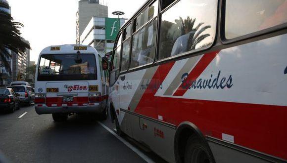 Callao aún no detalla a Lima suspensión de ruta de Orión