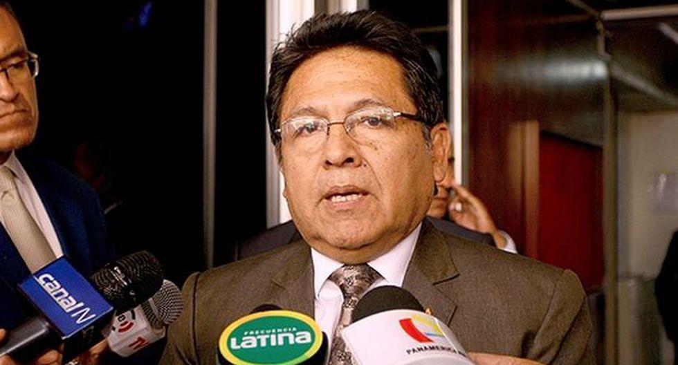 Ramos Heredia pidió al CNM ser repuesto en su cargo