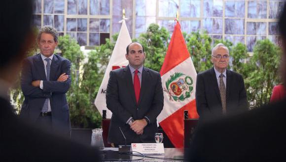 """Fernando Zavala: """"El proceso de formalización está en marcha"""""""