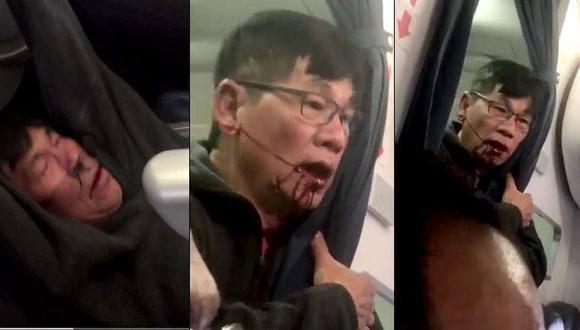 """Pasajero expulsado de avión en EE.UU.: """"Solo mátame"""" [VIDEOS]"""