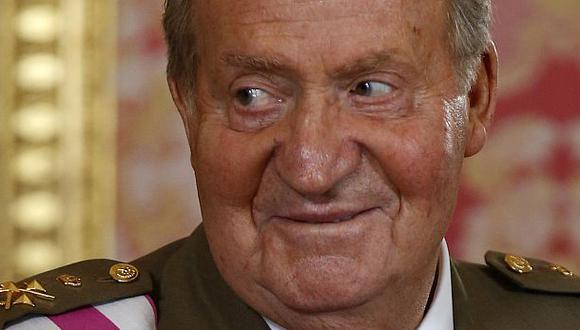 España: Congreso blinda judicialmente al rey Juan Carlos