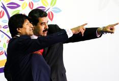 Morales aboga por Maduro en carta enviada a Kuczynski