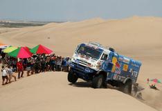 Dakar 2019: esta será la zona de espectadores de la primera etapa