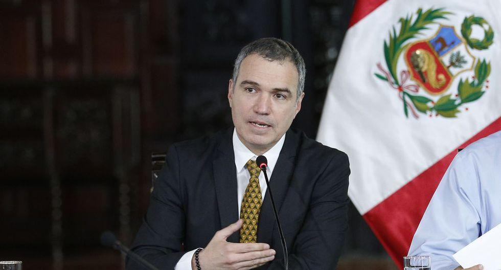 El presidente del Consejo de Ministros, Salvador del Solar, se pronunció tras el fallecimiento de Alan García. (Foto: Difusión)