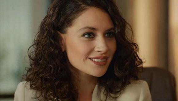 Balca se enamoró de Serkan a primera vista y se enfrentará a Eda por él (Foto: Love Is in the Air / MF Yapım)