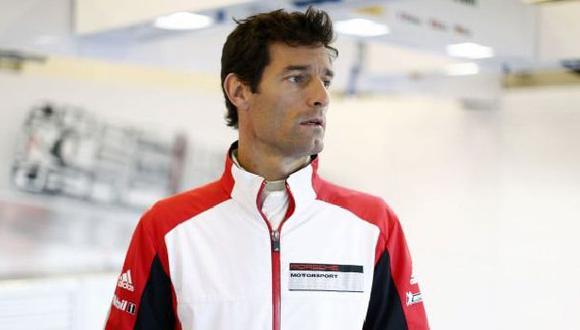 Mark Webber sufrió terrible accidente en Brasil