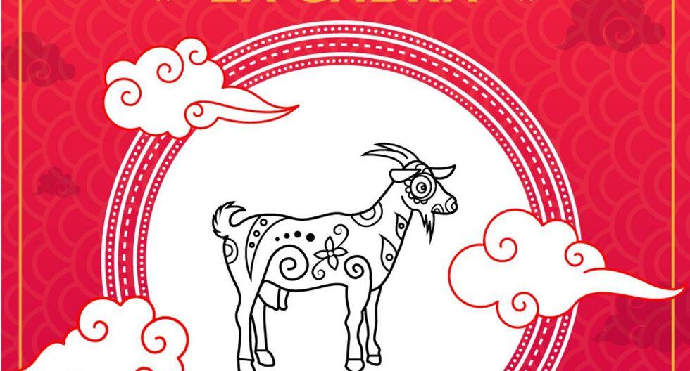 La cabra es el animal más soñador del Horóscopo Chino. (Foto: GEC)