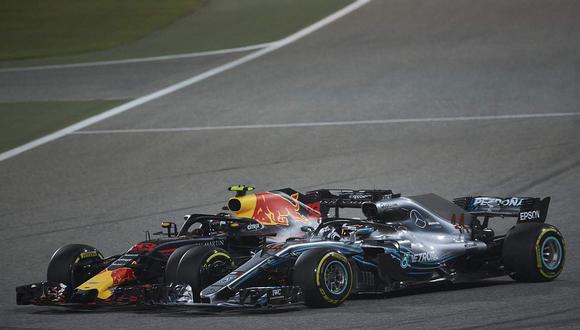 El canal de YouTube de la F1 ha recopilado los ocho mejores adelantamientos en estas doce carreras. (Foto: Daimler/Difusión)