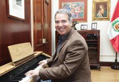 Cancillería da por concluida la designación de Francisco Petrozzi como agregado cultural del Perú en Alemania