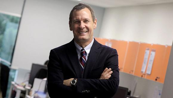 Raphael Bergoeing, presidente Comisión Nacional de Productividad de Chile (Foto: La Segunda)