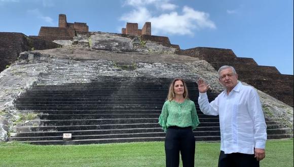 México: AMLO publicó un video en Facebook donde exige disculpa al rey de España por matanzas en la Conquista.