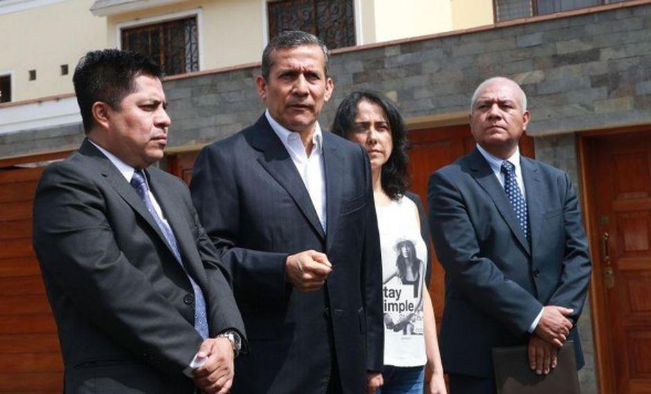 Según Julio Espinoza, abogado de los Humala Heredia, sus defendidos reclaman respeto para sus garantías fundamentales. (Foto: Andina)