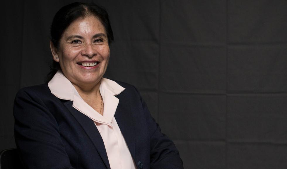 Gladys Ibarra entró al diario como practicante en 1978. Desde entonces no se ha alejado del diario. Hoy es la colaborada con más años laborando en esta casa. (Foto: Richard Hirano)