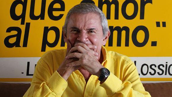 Luis Castañeda ya empezó su campaña en las redes sociales