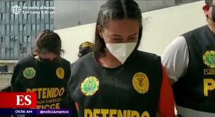 Intervienen a peruano y dos extranjeras acusados de falsificar documentos