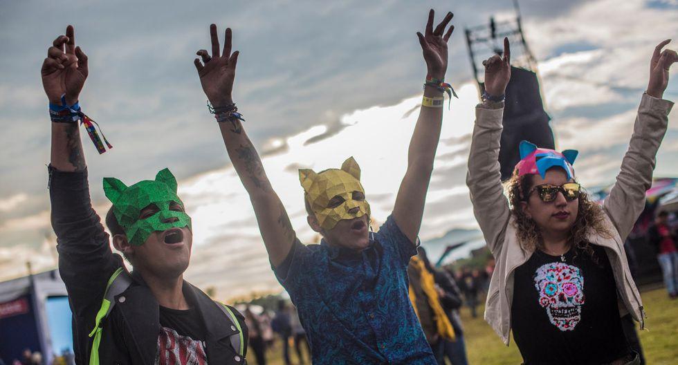 El consumo de sustancia psicoactivas es muy común en festivales de música como el Estéreo Picnic colombiano. (Estéreo Picnic)