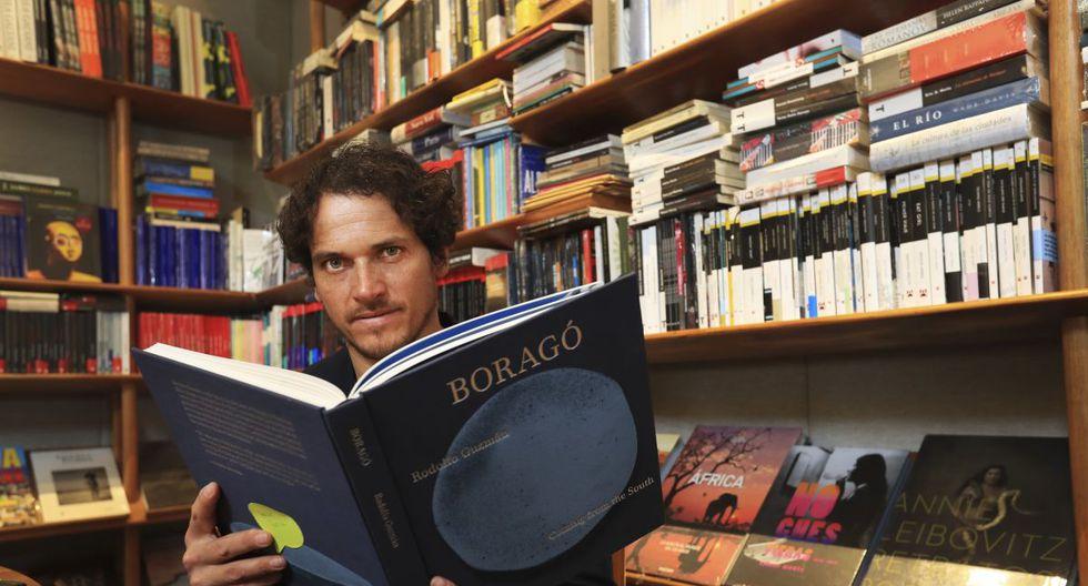 """Compartir el conocimiento que suma los 13 años de Boragó es para el chef Rodolfo Guzmán un privilegio. Él llega a la librería Babel (calle Coronel Inclán 300, Miraflores) para firmar autógrafos de su libro """"Borago. Coming from the South"""" (Phaidon), hoy miércoles 20, a las 4 p.m. FOTO: ROLLY REYNA / EL COMERCIO PERÚ"""