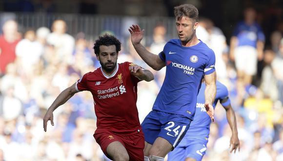 Chelsea superó en calidad de local al finalista de la Champions League, que hilvanó su segunda derrota consecutiva en el campeonato británico. (Foto: Reuters)
