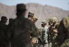 Detienen a 30 militares acusados de desaparición forzada en México