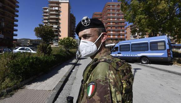 Coronavirus en Italia   Ultimas noticias   Último minuto: reporte de infectados y muertos hoy jueves 2 de julio del 2020.   Covid-19   (Foto: EFE/EPA/CIRO FUSCO)