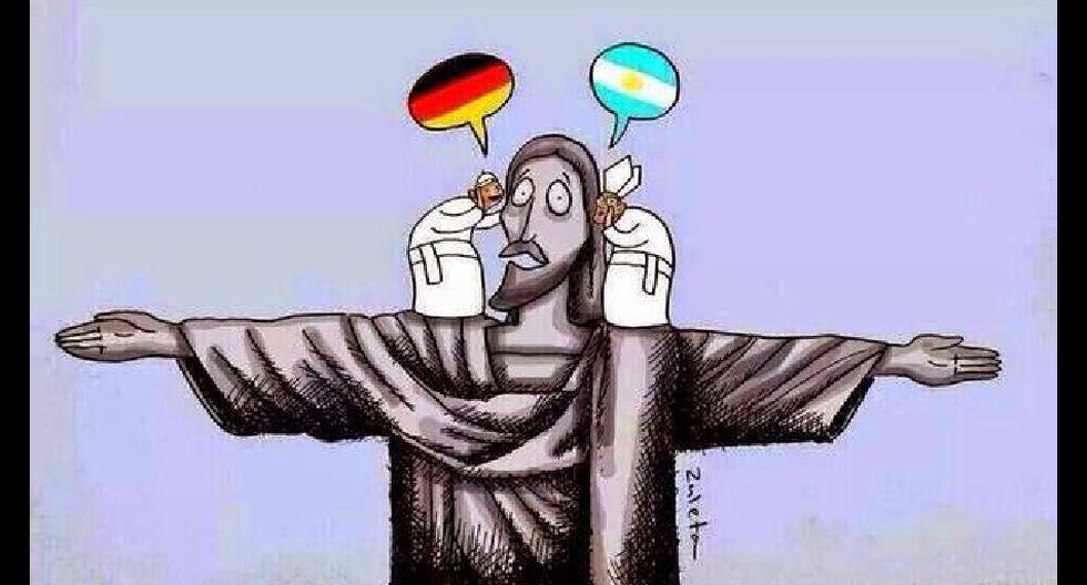 Alemania vs. Argentina: los memes de la final del Mundial - 18