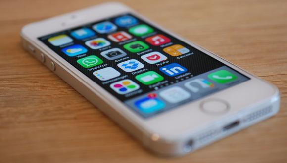 iPhone 5. (Foto: Pixabay)