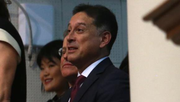 Gerardo Sepúlveda es investigado por el Ministerio Público por el presunto delito de lavado de activos. (Foto: El Comercio)