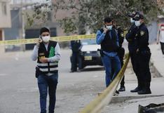 El Agustino: agente PNP abate a delincuente durante intento de robo a una persona | VIDEO