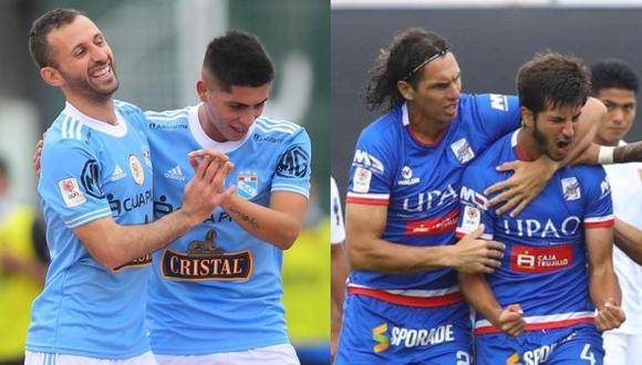 Sporting Cristal y Carlos A. Mannucci definirán la Copa Bicentenario 2021. (Foto: GEC)