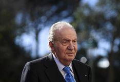 España: Fiscalía exime al rey Juan Carlos de hechos revelados por una amiga cercana