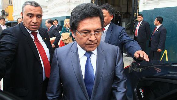 El CNM notificó a Ramos su suspensión como fiscal de la Nación