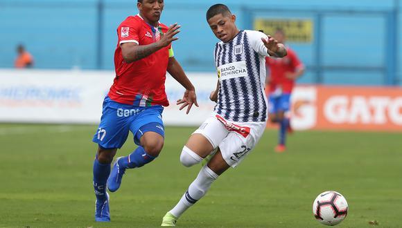 Kevin Quevedo es el actual goleador de Alianza Lima con 11 tantos. (Foto: Archivo GEC)