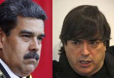 """YouTube: Jaime Bayly encara a Nicolás Maduro luego ser acusado de """"consumidor"""" [VIDEO]"""