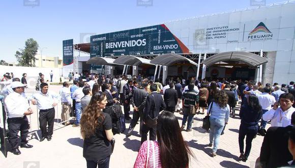 Perumin 35 se canceló en Arequipa por la pandemia. En su lugar, los organizadores del evento han programado un congreso virtual que será traducido al quechua. (FOTOS)