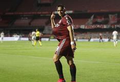 Con dos goles y dos autogoles, River Plate empató frente a Sao Paulo en el estadio Morumbí