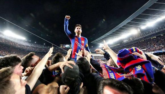 La foto de Lionel Messi que conquista Facebook