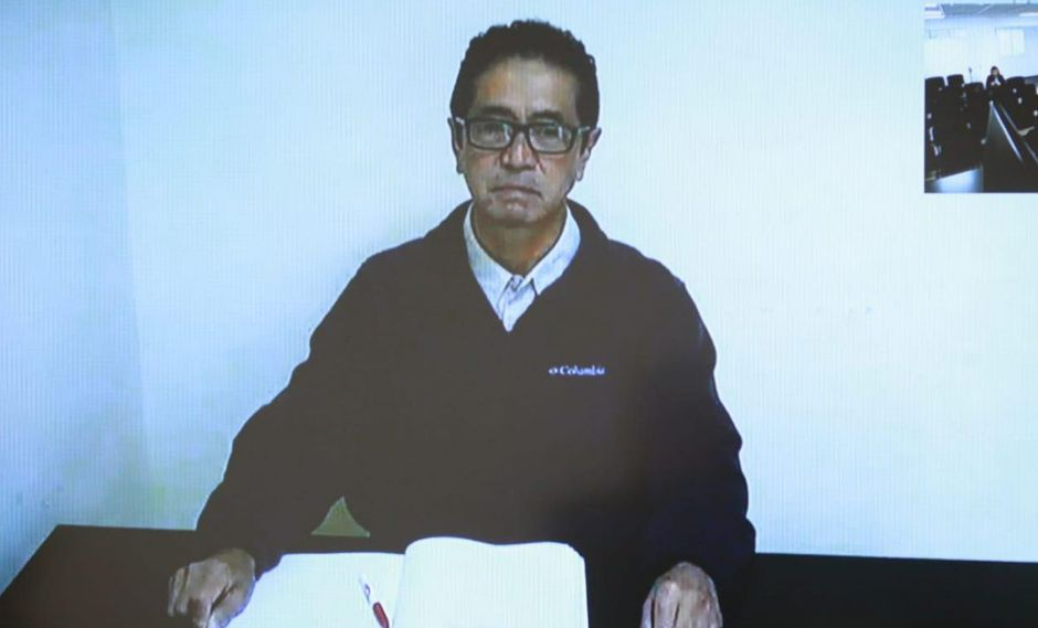 La Sala a cargo de César Sahuanay evaluó recusación del juez Víctor Zúñiga Urday. (Foto: Poder Judicial)