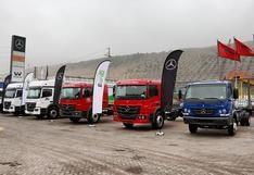 Mercedes-Benz: llegan al Perú sus nuevos camiones con tecnología Euro 5   FOTOS